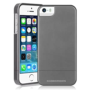 CaseCrown Bonbons Glider Case (Silver Spoon) for Apple iPhone 5 / 5s