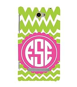 EPICCASE ESE case Mobile Back Case Cover For HTC One Max (Designer Case)