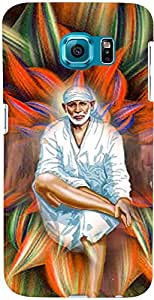 PrintVisa Religious Sai Baba Case Cover for Samsung Galaxy Note 5 Edge