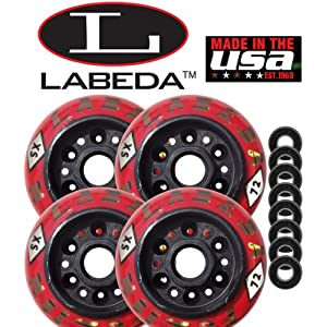 Labeda Wheels Inline Hockey Fuzion 76mm