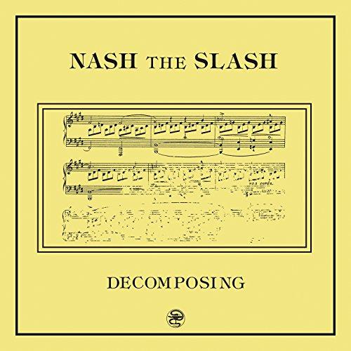 Album Art for Decomposing (Colv) (Ylw) by Nash The Slash