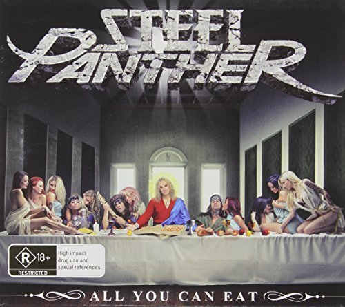 All You Can Eat CD/Dvd by Steel Panther (2014-04-08)