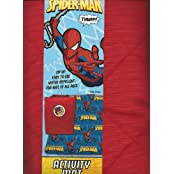"MARVEL Spider Sense Spider-Man Activity Mat 40"" X 60"""