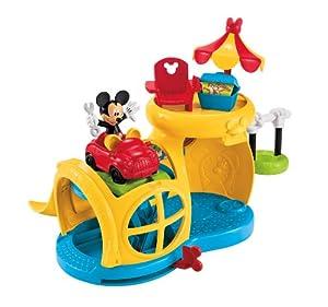 Fisher Price - Bjp19 - Le Garage De Mickey