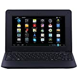 "10"" Inch Mini Laptop Netbook Android Computer Notebook Wifi Camera with Flash Player Youtube Facebook and Mouse"