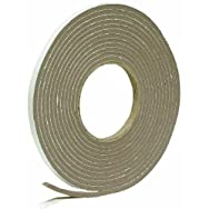 Thermwell Products Co. V443BHDI PVC Closed Cell Vinyl Foam Weatherstrip Tape