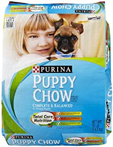Puppy Chow Dry Dog Food - 32 lb