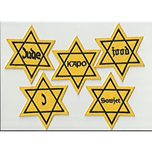 star of david meaning in the holocaust