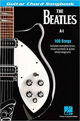 The Beatles Guitar Chord Songbook: A-I (Guitar Chord Songbooks)