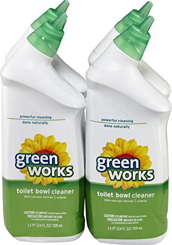 GreenWorks Toilet Bowl Cleaner, 96 Ounce