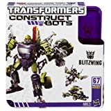 Blitzwing Transformers Construct-Bots Triple Changers Figure