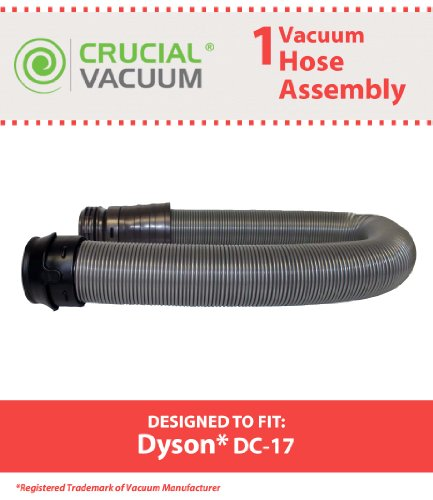 Best Deals! Dyson DC17 Replacement Suction and Complete Attachment Hose Assembly; Designed To Fit Al...