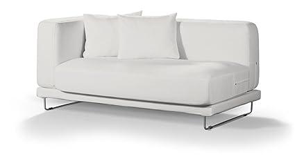 Dekoria Fire Retarding IKEA Tylösand 2er Sofa Cover–Off Weiß