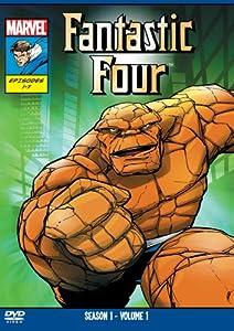 Fantastic Four 1995 - Season 1, Volume 1 [DVD]