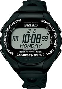 [セイコー]SEIKO 腕時計 PROSPEX プロスペックス SUPER RUNNERS EX スーパーランナーズ ハードレックス 消費カロリー換算機能 ペース換算機能 SBDH015