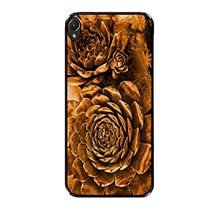Vibhar printed case back cover for OnePlus X JungleFlower