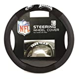 NFL Philadelphia Eagles Poly-Suede Steering Wheel Cover at Amazon.com