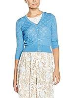Yumi Chaqueta Punto (Azul)