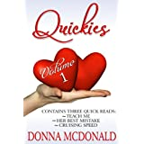 Quickies Volume 1 (Contemporary Romance and Romance Anthologies) (Quickies Anthologies) ~ Donna McDonald
