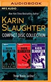 img - for Karin Slaughter - Collection: Beyond Reach & Fractured & Undone book / textbook / text book
