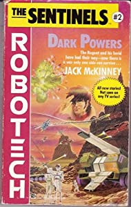 Dark Powers (Sentinels) by Jack McKinney