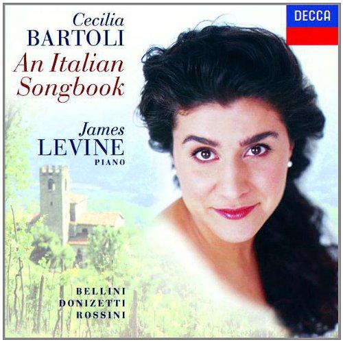 Italian Songbook - Cecilia Bartoli - CD