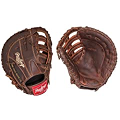Rawlings Heart Of The Hide Solid Core 1St Base Baseball Gloves Profbsc Single... by Rawlings