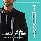 Trust Audiobook by Jana Aston Narrated by Lance Greenfield, Erin Mallon