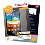 "atFoliX FX-Antireflex Displayschutzfolie f�r Samsung Galaxy Ace Plus S7500 (3 St�ck)von ""Displayschutz@FoliX"""