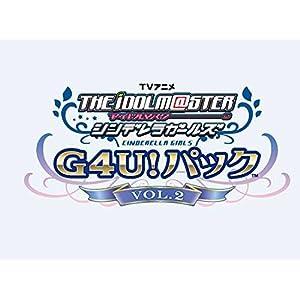 TVアニメ アイドルマスター シンデレラガールズ G4U!パック VOL.2