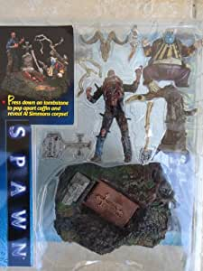 Spawn The Movie The Graveyard Playset by McFarlane