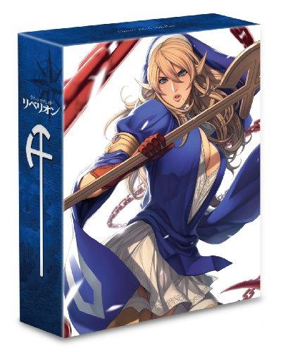 クイーンズブレイド リベリオン Vol.4 [Blu-ray]