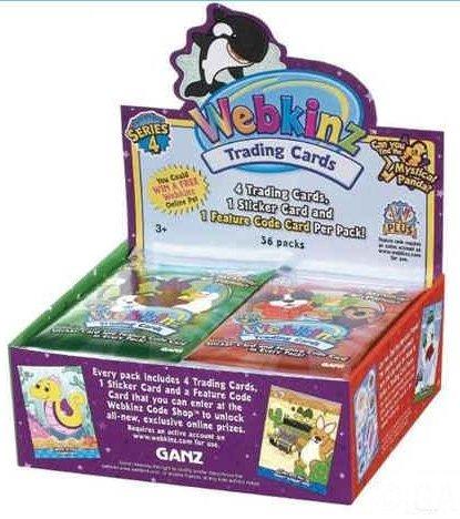 Webkinz Trading Cards Series 4