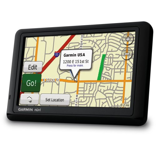 Garmin nvi 1490LMT 5-Inch Bluetooth Portable GPS Navigator with Lifetime Map &#038; Traffic Updates