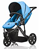 Britax B-Smart 3 Versatile Pushchair (Blue Atoll)