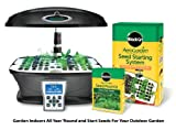 Miracle-Gro AeroGarden ULTRA Indoor Garden with Gourmet Herb Seed Pod Kit Plus Bonus Seed Starter System