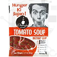 Ching39s Oriental Tomato Soup Serves 6 225oz 65 Grams Pack of 5