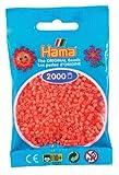 Hama Mini Beads Pastel Orange