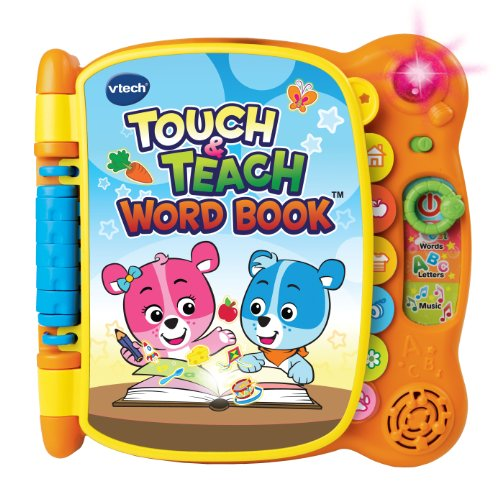 VTech-Touch-and-Teach-Word-Book