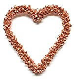 Valentine Gift From Tangerine Copper Bell Heart Ornament