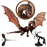 Smaug Dragon The Hobbit The Battle of Five Armies Deluxe Poseable Action Figure