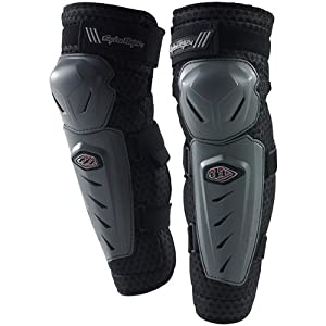 Troy Lee Designs Combat Adult Knee Guard Motocross/Off-Road/Dirt Bike Motorcycle Body Armor - Short