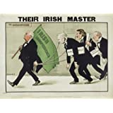 Their Irish Master, General Election, by George Roland Halkett (Print On Demand)
