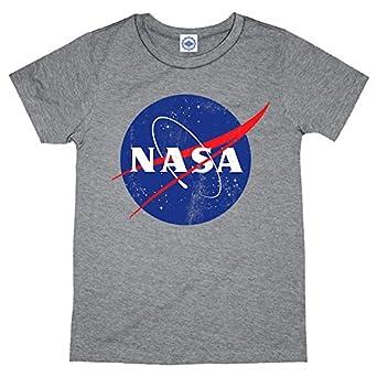Hank Player 'Official NASA' Men's T-Shirt