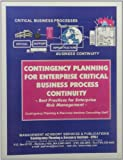 img - for How To Prepare Critical Business Process Contingency and book / textbook / text book