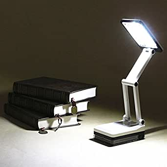led reading light rechargeable table study desk lamp. Black Bedroom Furniture Sets. Home Design Ideas