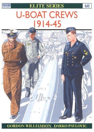 U-Boat Crews 1914-45 (Elite)