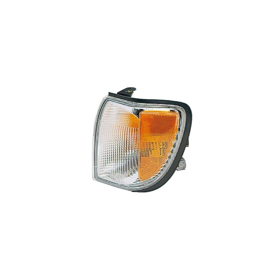 OE Replacement Nissan/Datsun Pathfinder Driver Side Parklight Lens/Housing (Partslink Number NI2526102)