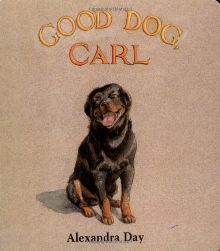 Good Dog, Carl (Classic Board Bk)