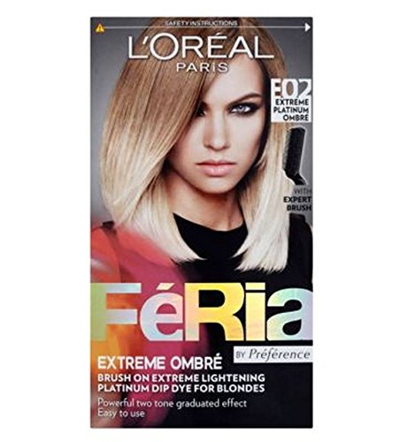 loreal-feria-e02-extreme-platin-ombre